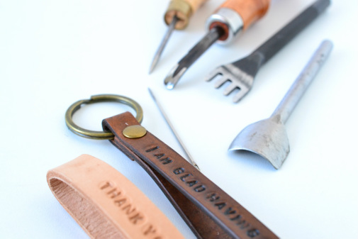 Leathercraft tools Rina Fani